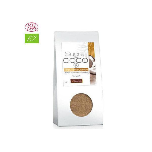 Comptoirs et Compagnies - Sucre de coco bio 200g
