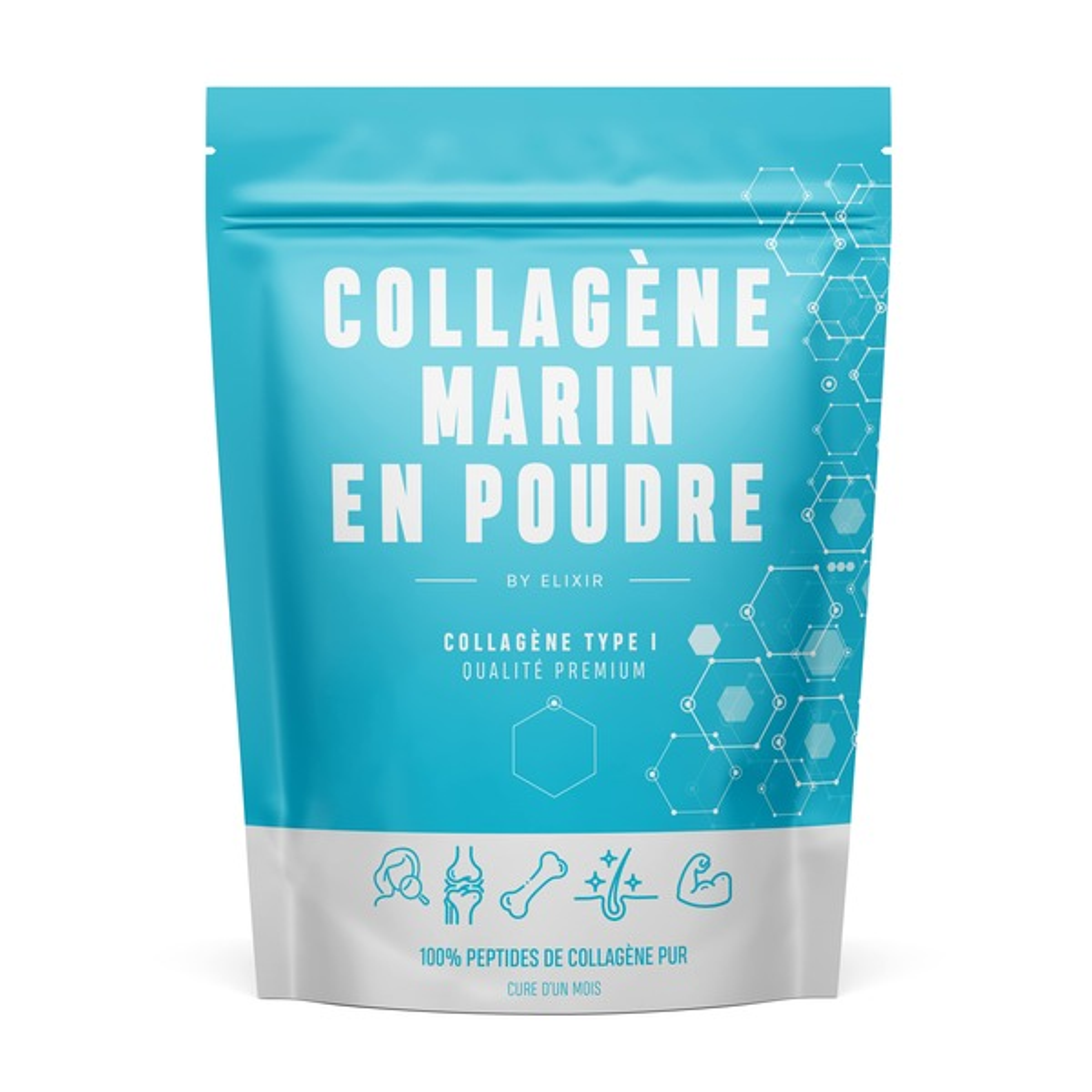 By Elixir - Collagène Marin By Elixir - 310g - Cure d'un Mois