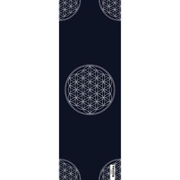 Mystiq Yoga - PRO ORIGINAL Series - Tapis de Yoga Flower of Life
