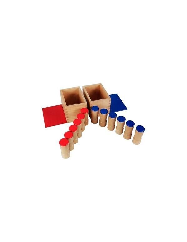 MontessoriSamuserAutrement - Boites des sons