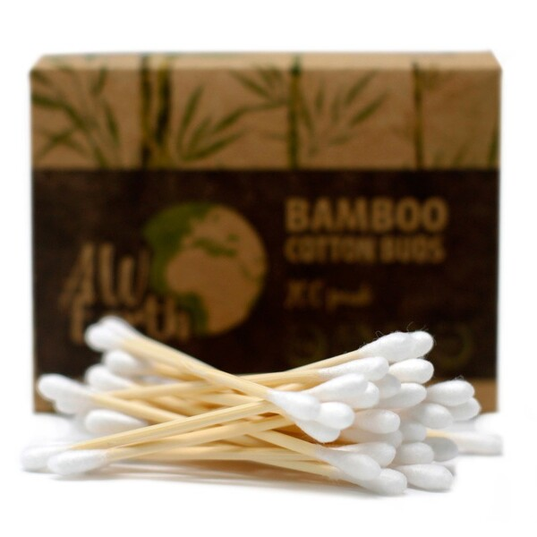 AW Gift - Coton tige bambou x200