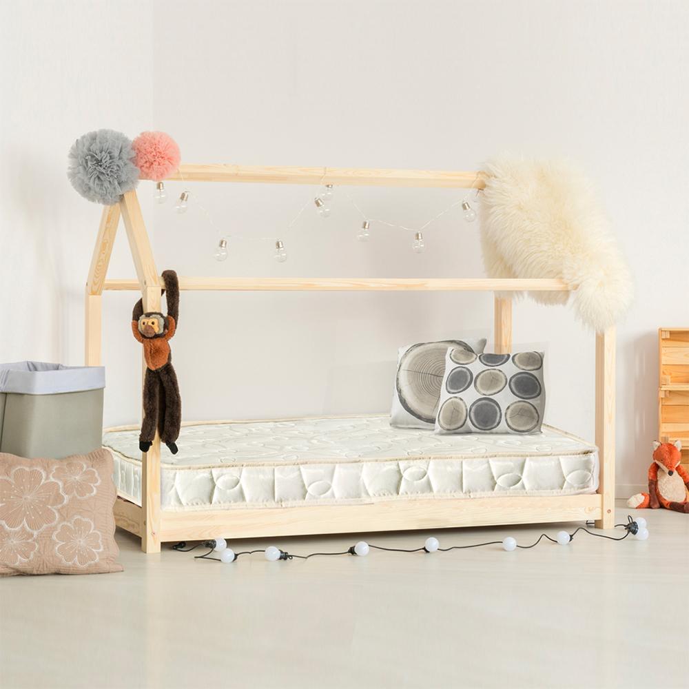 Minea - Matelas Baby en mousse | 70x140 cm