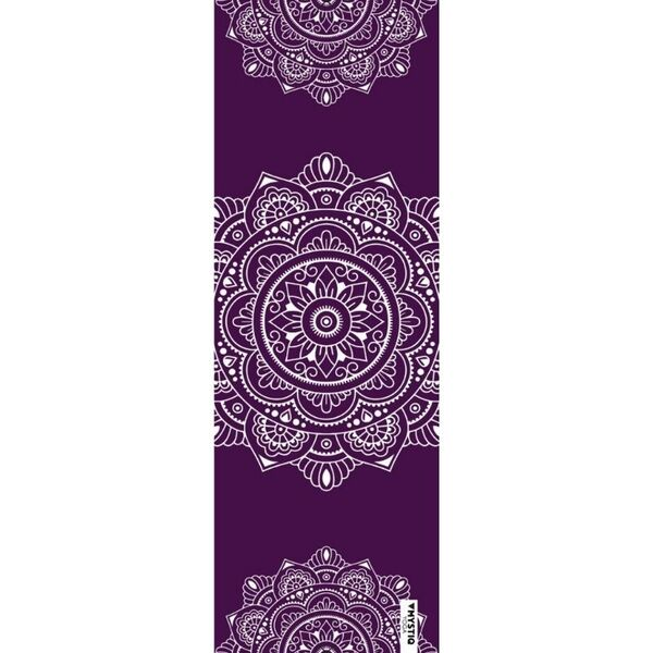 Mystiq Yoga - TRAVEL Series - Tapis de Yoga de Voyage Mandalife Purple