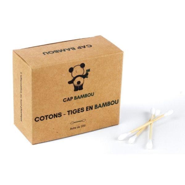 CAP Bambou - COTONS TIGES PAR 200