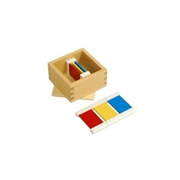 MontessoriSamuserAutrement - Boite couleurs n°1