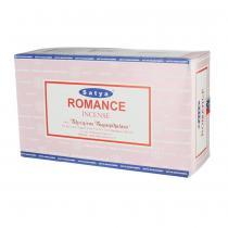 WLM - Boite d'encens 12 étuis de 15 grammes SATYA ROMANCE