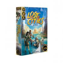 Iello - - Lost Cities les rivaux