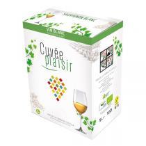 Cuvée Plaisir et Désir - Cuvée Plaisir Vin de la terre de Castille - Blanc 5L
