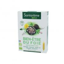 Santarome - Bien Être du Foie Bio 20 ampoules (20x10ml)