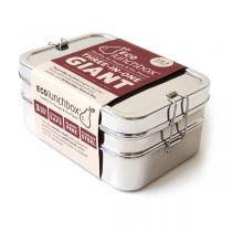 ECOlunchbox - Bento 3 en 1 Giant inox 1,8L