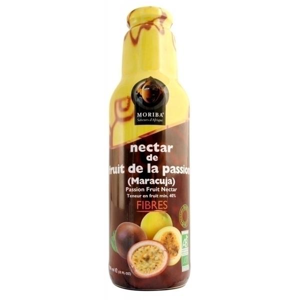 Moriba - Nectar de Fruit de la Passion BIO 20cl
