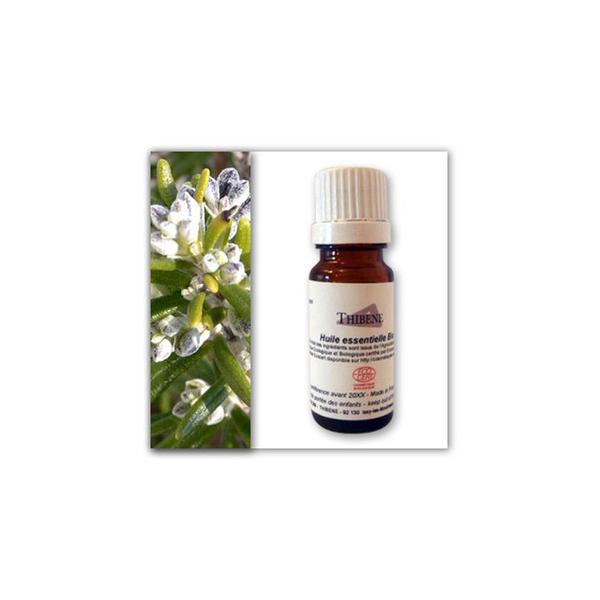 Thibêne - Huile Essentielle de Romarin à Cinéole Bio 10 ml