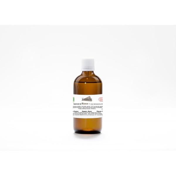 Thibêne - Hydrolat de rose de Damas bio flacon verre 100ml