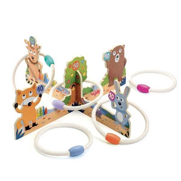 Djeco - Jeux d'anneaux anno
