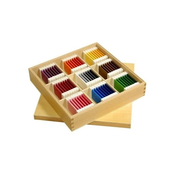 MontessoriSamuserAutrement - Boite couleurs n°3