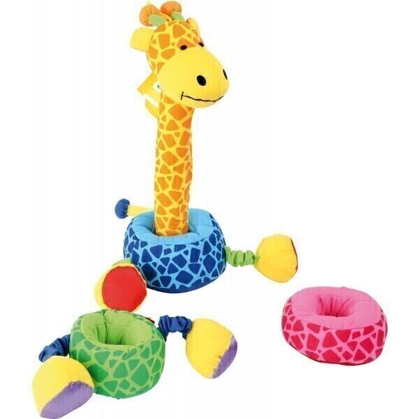 Small Foot - La girafe à emboiter