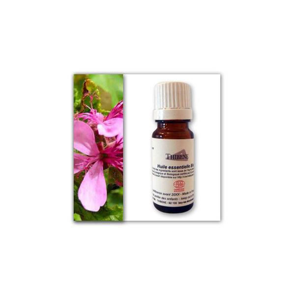 Thibêne - Huile Essentielle de Géranium rosat bio 10 ml