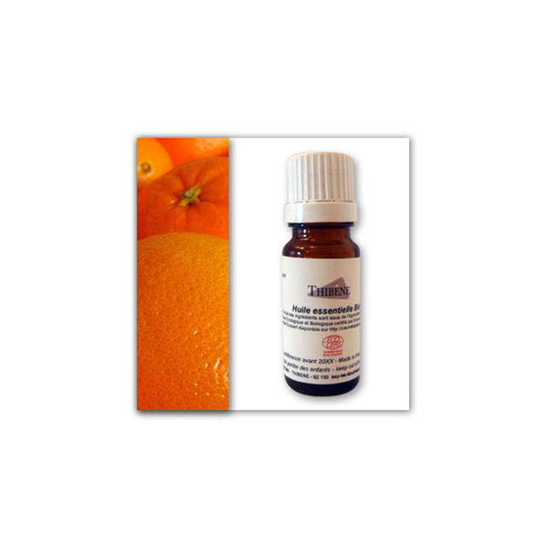 Thibêne - Huile Essentielle Orange Bio 10 Ml