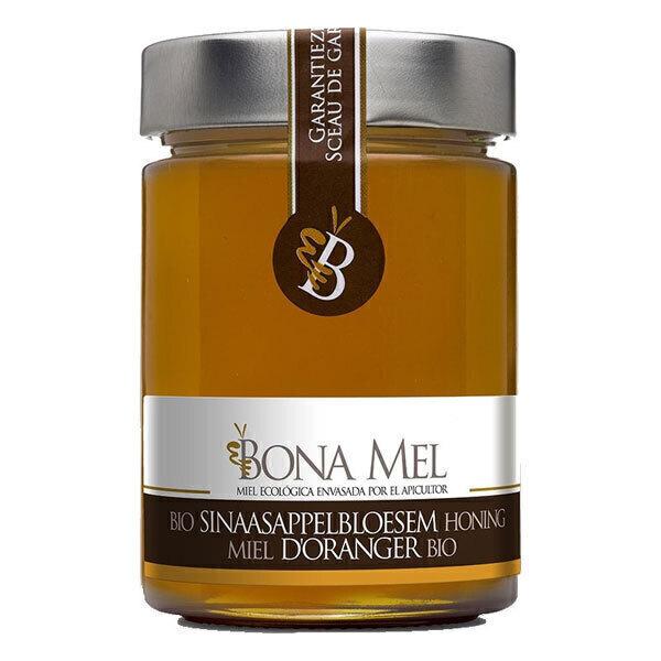 Bonamel - Miel de fleur d'oranger bio 450g