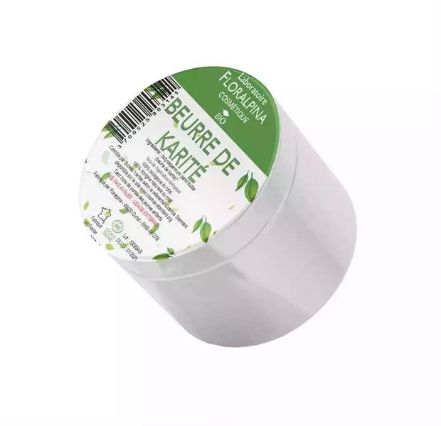 Floralpina - Beurre de karité BIO 200ml