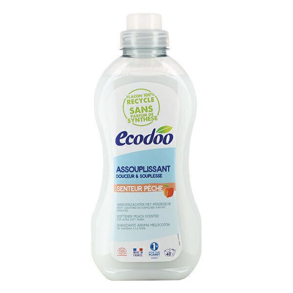 Ecodoo - Assouplissant Pêche 1L