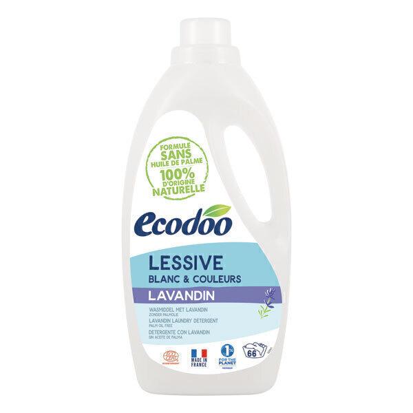 Ecodoo - Lessive liquide concentrée Lavandin 2L