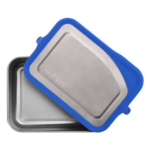 Klean Kanteen - Lunch box inox couvercle silicone 100cl