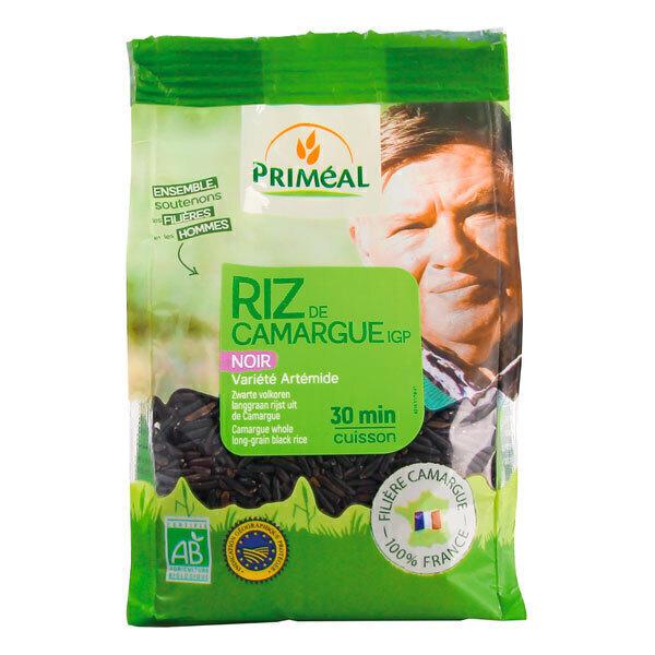 Priméal - Riz noir de Camargue IGP 250g