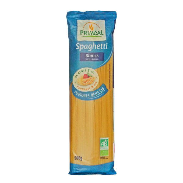 Priméal - Spaghetti blanc 500g
