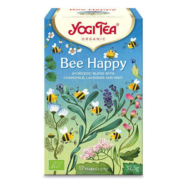 Yogi Tea - Infusion Bee Happy édition limitée