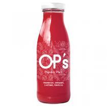 Organic Pep's - Framboise - Grenade - Fleur d'Hibiscus - Cayenne