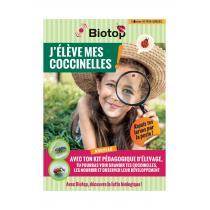 Biotop - Kit : j'élève mes coccinelles
