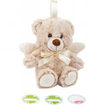 Small Foot - Peluche ultra douce ourson