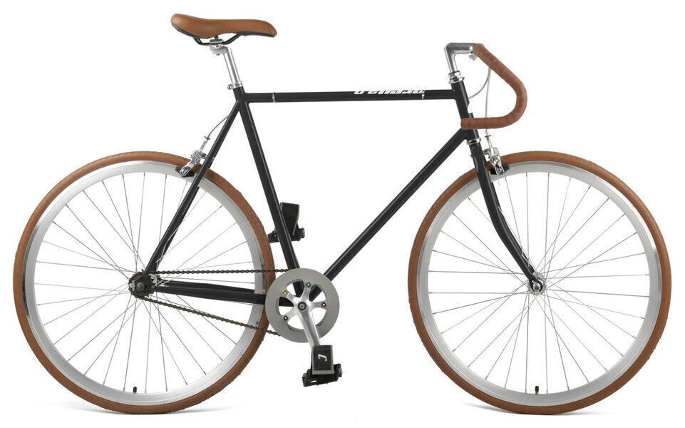 Cheetah Bikes - Prey 2.0  1sp Black 54