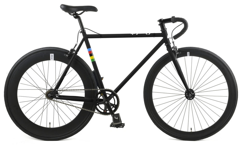 Cheetah Bikes - Cheetah 4.0 Hunter 1sp Black 59