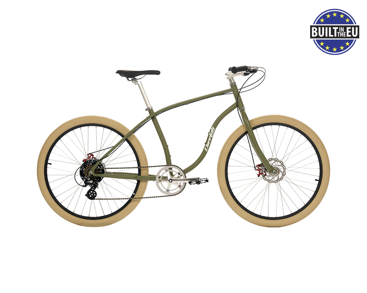 Cheetah Bikes - Cheetah Attack Vert Olive 46cm