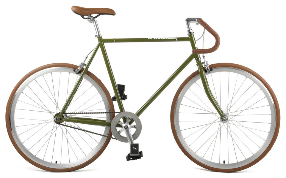 Cheetah Bikes - Prey 2.0  1sp Olive 59