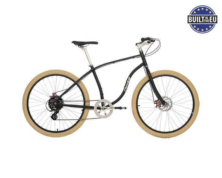 Cheetah Bikes - Cheetah Attack  Noir 46cm
