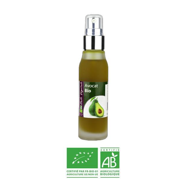 Laboratoire Altho - Huile végétale d'avocat Bio - 50 ml