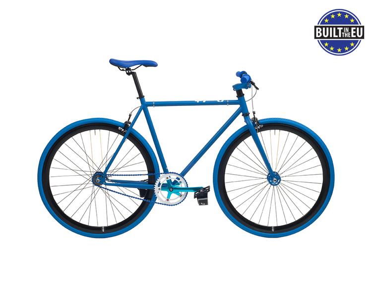 Cheetah Bikes - Cheetah 3.0 Blue Foncé 59cm