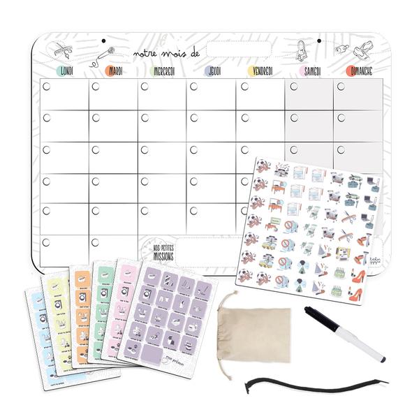 Atelier Gigogne - Organisateur mensuel option missions