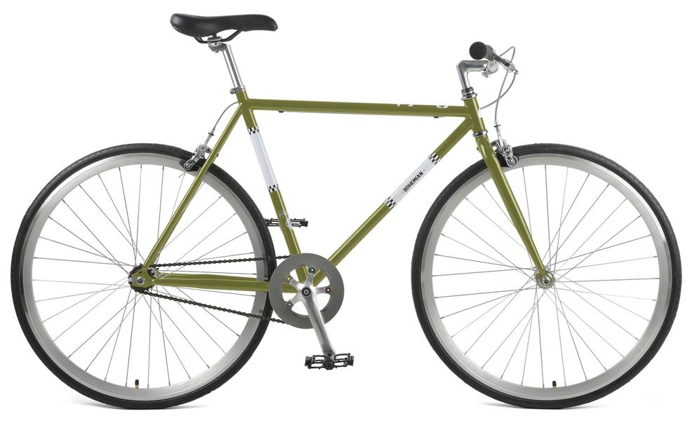 Cheetah Bikes - Bohemian 3.0 1sp Olive 54