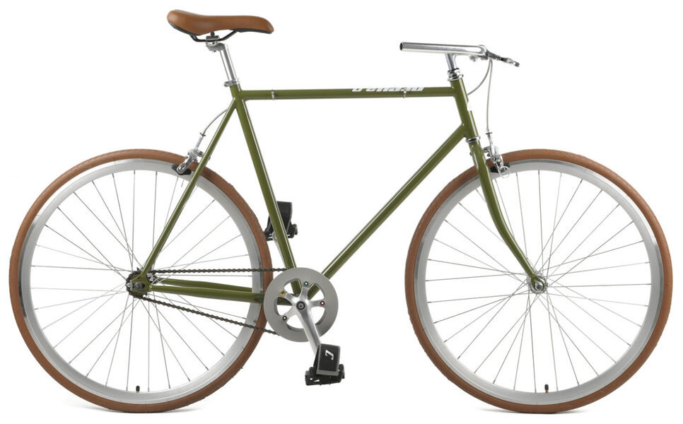 Cheetah Bikes - Prey 2.0  1sp Blue 59