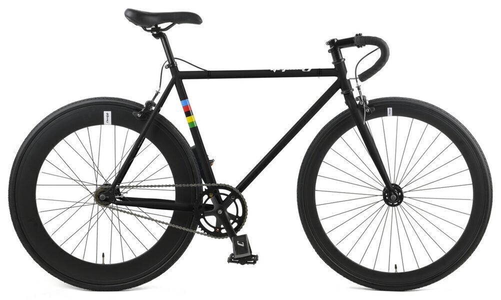 Cheetah Bikes - Cheetah 4.0 Hunter 1sp Black 54
