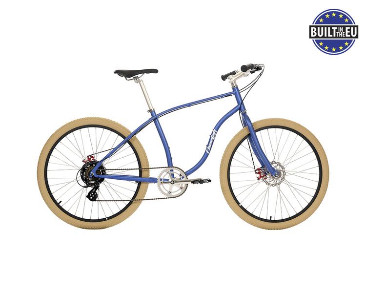 Cheetah Bikes - Cheetah Attack Blue 52cm