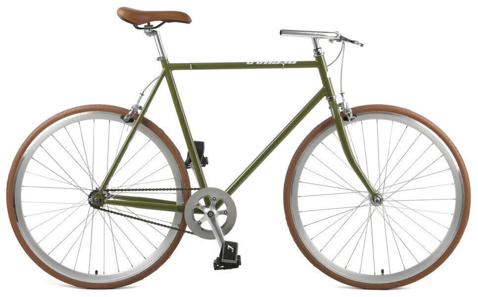 Cheetah Bikes - Prey 2.0  1sp Blue 54