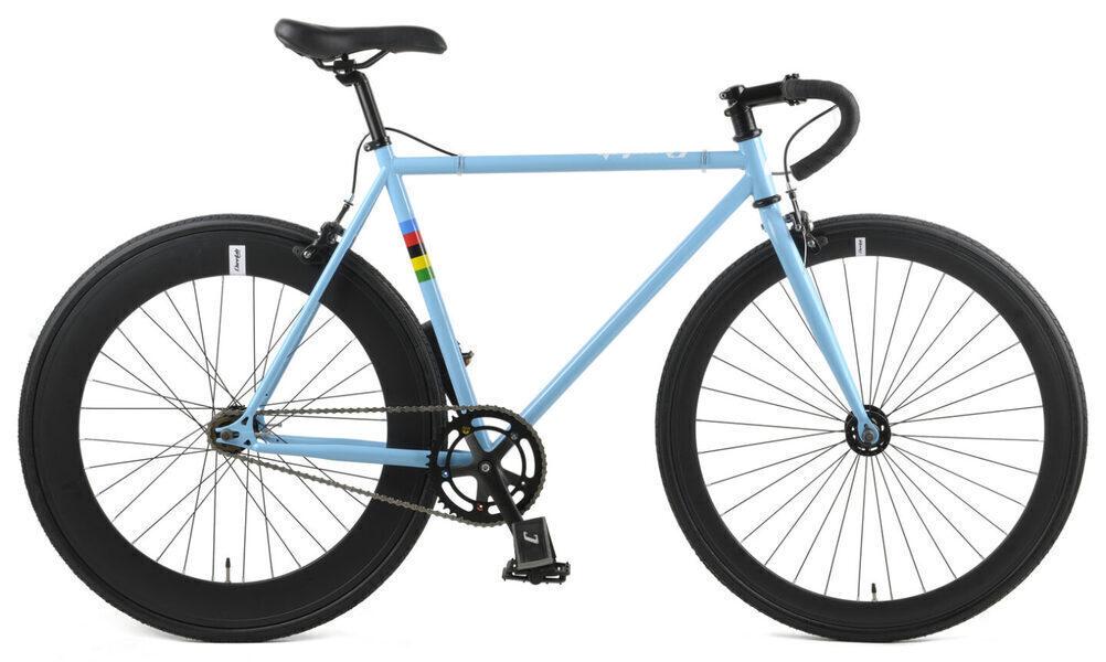 Cheetah Bikes - Cheetah 4.0 Hunter 1sp Blue 54