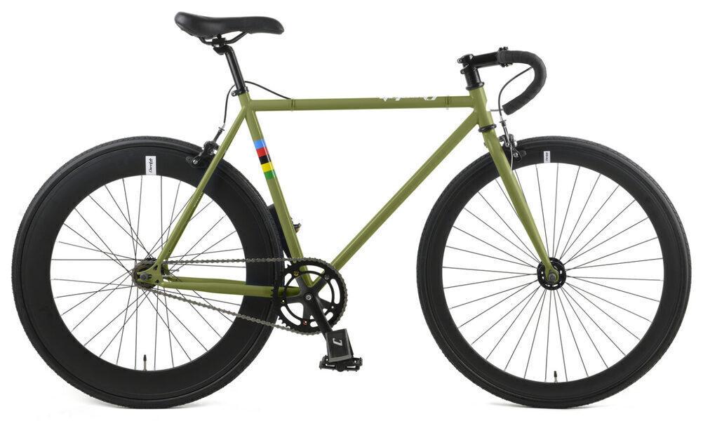Cheetah Bikes - Cheetah 4.0 Hunter 1sp Olive 59