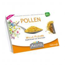 Aristée Pollenergie - Pollen Mille Fleurs frais bio - Aristée - Barquette de 250g