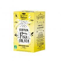 Romon Nature - Infusion Tropical Pina Colada bio - 16 sachets